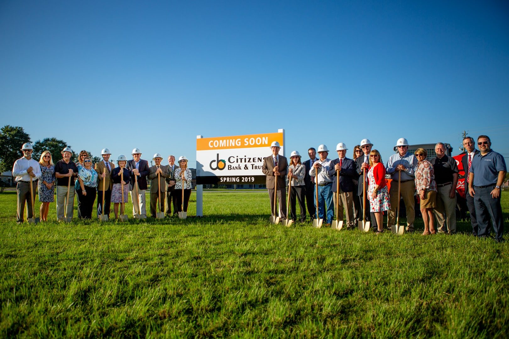 South Lakeland Ground Breaking