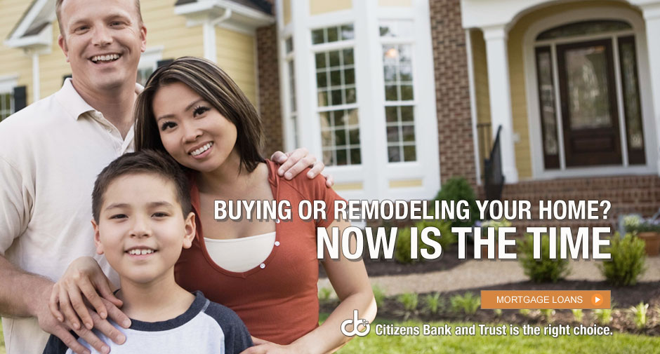 Buying or remodeling your home? Now is the time!